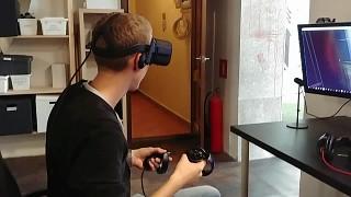 Zombie Panic! VR v0.1_d (oculus rift)