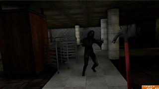 Zombie Panic! VR #MeleeWeapon