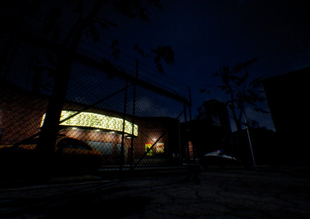 zps_Cinema(Unreal Engine4)
