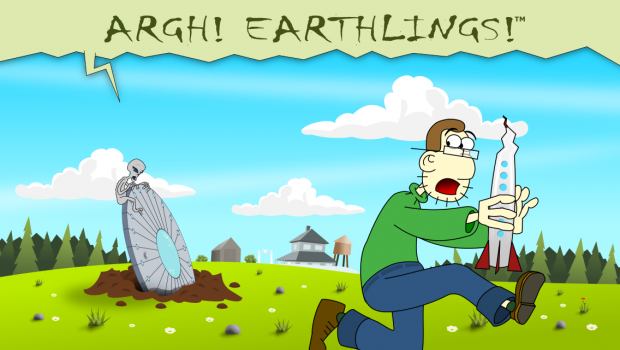 ArghEarthlings by DamianThater k 5