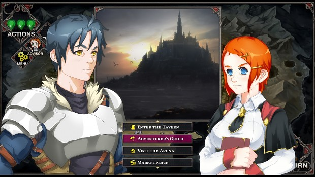 New Character art and location interface2