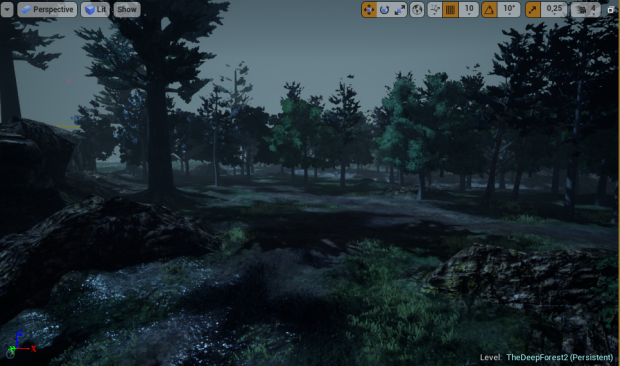 Another In-Game Screenshot