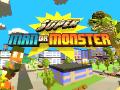 Super Man Or Monster