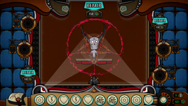 Pentacle Invocation