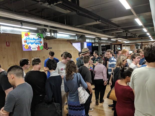 Indie Dev Showcase at River City Labs