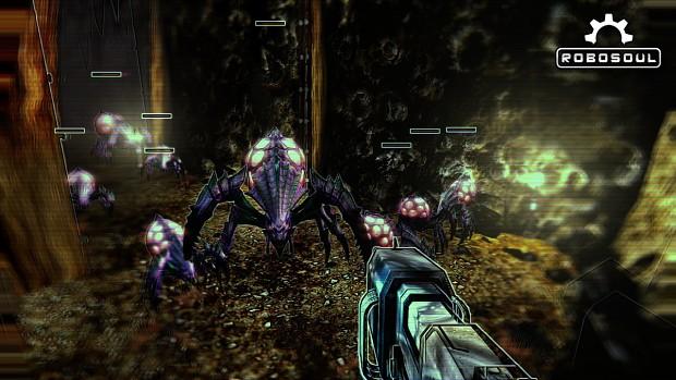 Robosoul - Spiders attack