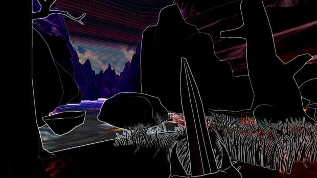 Robosoul - River in the simulation