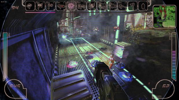 Robosoul - Core Capture Gameplay