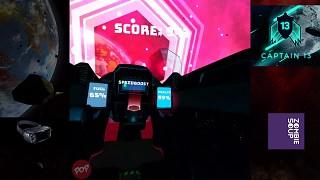 Captain 13 - Beyond the Hero Gear VR