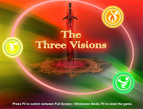 The Three Visions Full v1.04