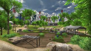 Sniper VR Screenshot Forest 1