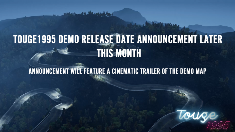 TOUGE1995 - Demo Release Date Announcement Coming Later This Month