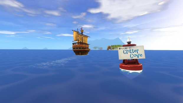 Welcome to Critter Cove