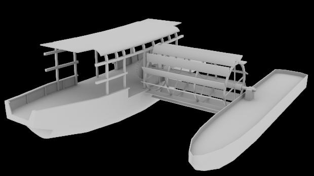 Mill Boat