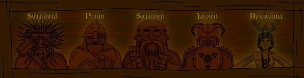 Slavic gods