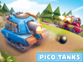 Pico Tanks - Multiplayer Mayhem