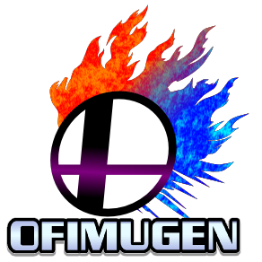Ofimugen Smash Bros. icon