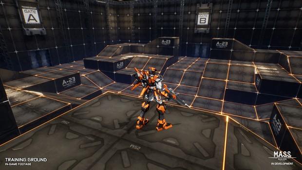 Screenshots prototype demo 2