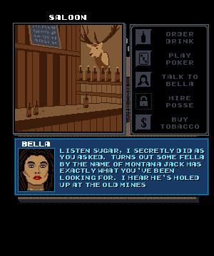 screenshot saloon bella 4