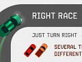 Right Race: Just turn right and drive