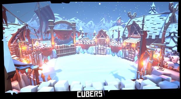 Winter Arena Concept
