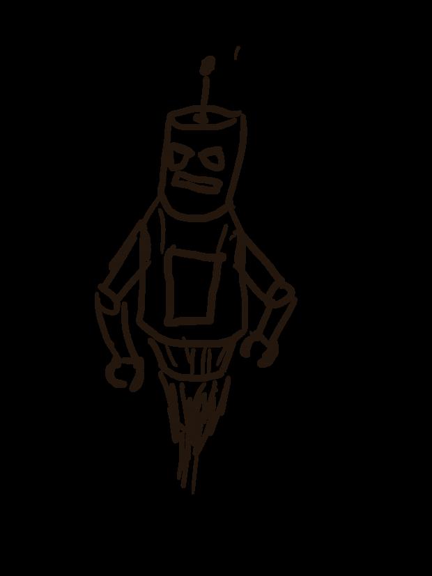 Coffes robot