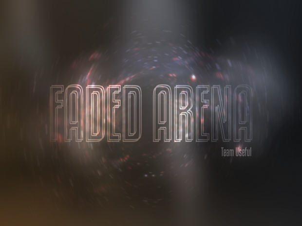 Faded arena