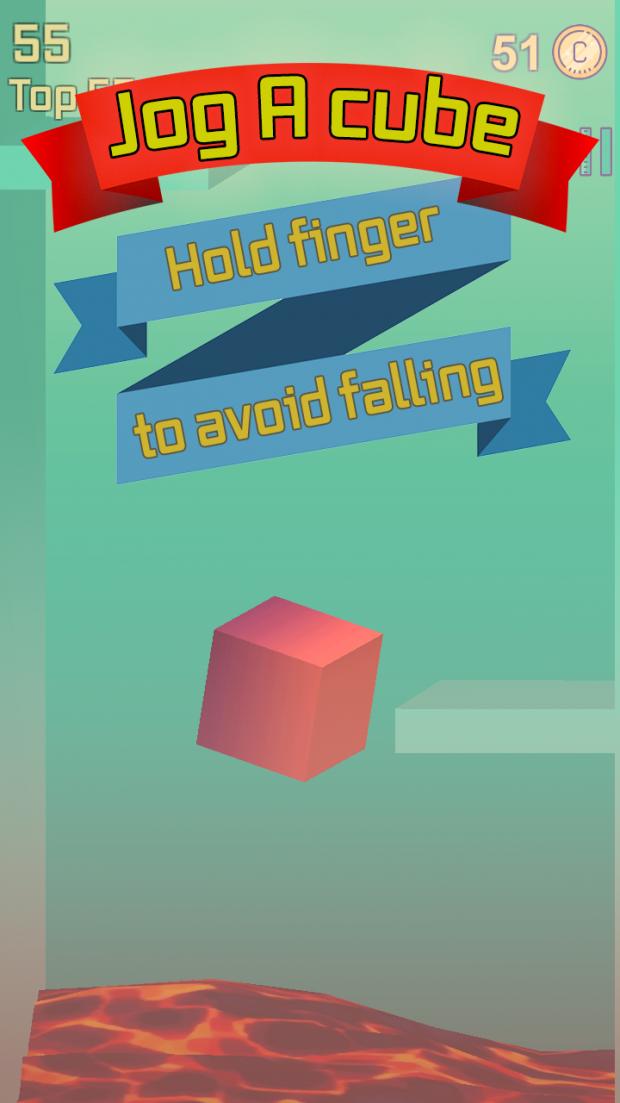 Jog A cube