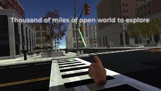 Community Garden: A Massive Scale VR Simulation