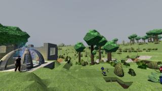 Biotopia3D DepthOfField