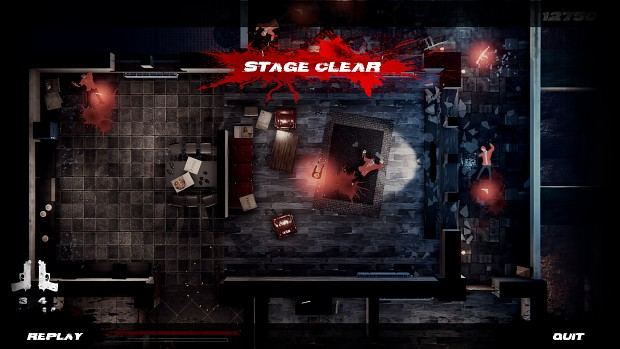 Heavy Crime screens