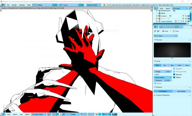 Cutscene Art Direction Example :3