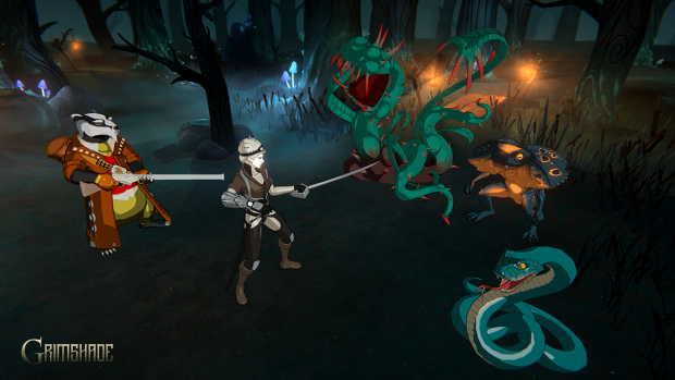 Battle Screenshot