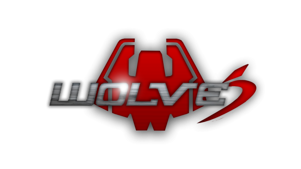 Wolves logo glare core 6