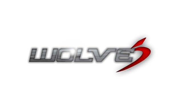 Wolves logo glare 5