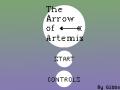 Arrow of artemis