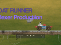 Platform Runner Game