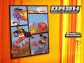 DASH: Danger Action Speed Heroes