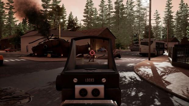 GhostPlatoon EA Screens