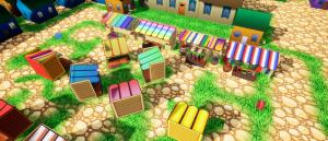 WIP - Levels - Desert Ville [Marketplace]
