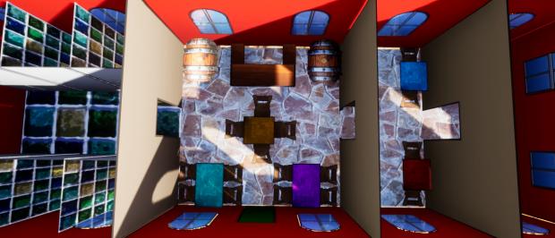 WIP - Levels - Desert Ville [Taverns]