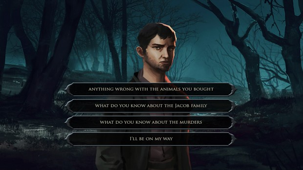 A Salem Witch Trial Screenshots