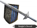A Knight's Sword