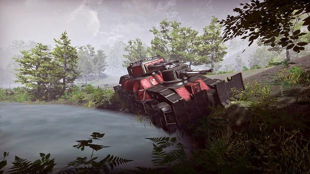 Tankdozer