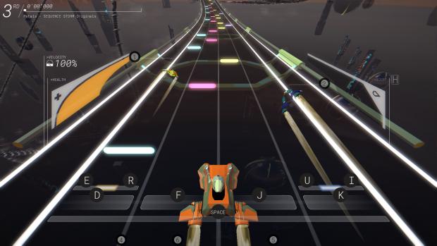 SEQUENCE STORM screenshot