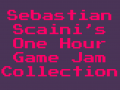 Sebastian Scaini's One Hour Game Jam Collection