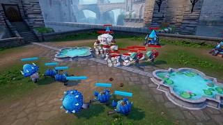 Clash Of Magic VR Strategy eSports Game - Oculus R