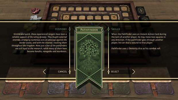 Update #1 - Tweaked Guild Screen