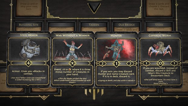 Update #29 - New Card Flavors