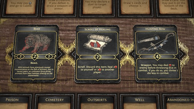 Update #8 - New Cards